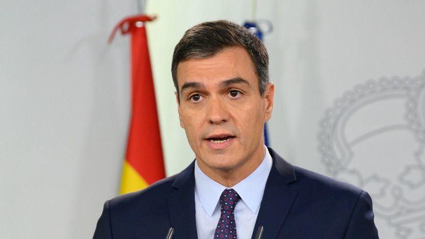Sánchez: 'Desde hoy solo yacen víctimas en el Valle de los Caídos'