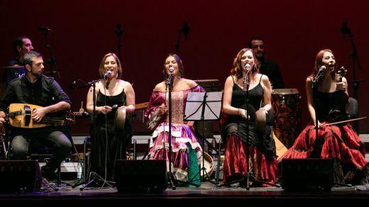 'Cuando cantan las mujeres' lo bordan, como nos demuestran a lo grande con este espectáculo las componentes de Acetre