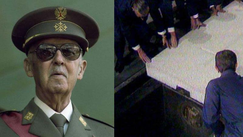 Todas las reacciones políticas a la exhumación de Franco