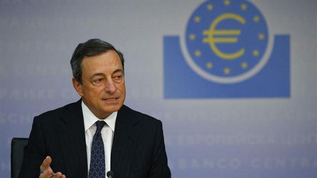 El Ibex 35 no puede con los 9.400 puntos en el adiós de Mario Draghi