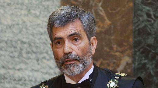 El presidente del Supremo, sobre la exhumación de Franco: