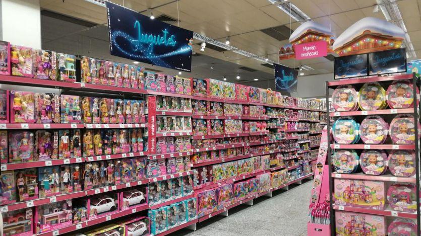 Hipercor se anticipa a la Navidad y regala el 40% de las compras de juguetes sólo este fin de semana