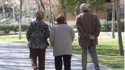 El gasto en pensiones supera los 9.700 millones en octubre