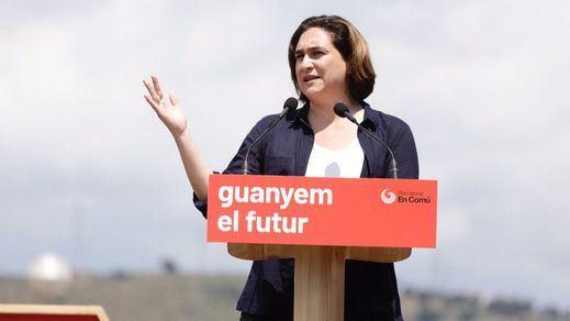 El Ayuntamiento de Barcelona reconoce el derecho de autodeterminación de Cataluña