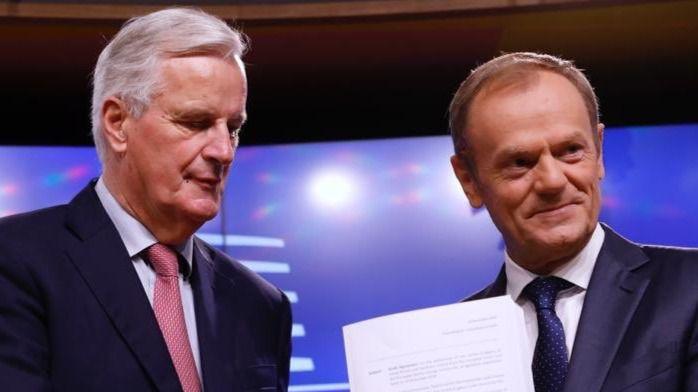Los Veintisiete coinciden en dar a Reino Unido una prórroga para aplazar el Brexit