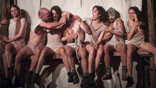 Obra de teatro 'Manes'
