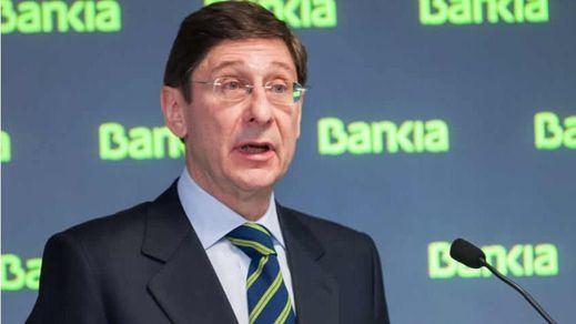 Bankia eleva el margen de intereses en el trimestre y obtiene un beneficio atribuido de 575 millones hasta septiembre