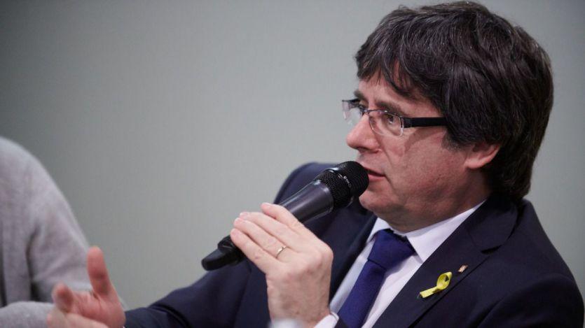 Puigdemont gana tiempo y consigue un aplazamiento del juez belga hasta el 16 de diciembre