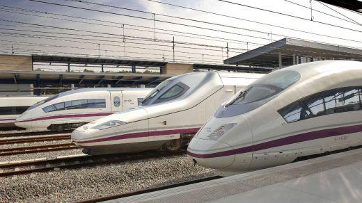 Renfe ofrece más de 1,2 millones de plazas para viajar en tren por la festividad de Todos los Santos