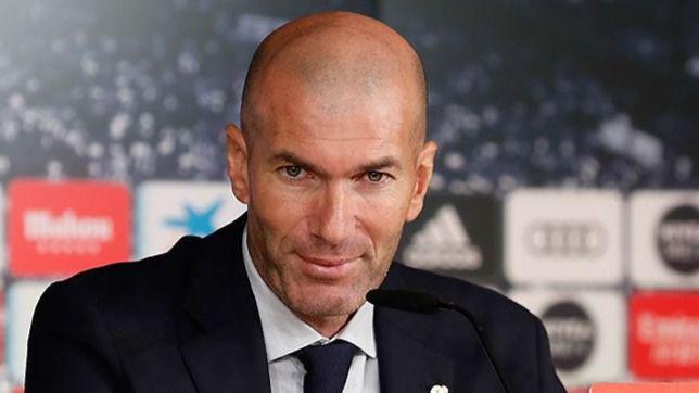 Zidane, sobre el caso Vinicius: 'Le ha tocado salir de la convocatoria, pero no significa nada'