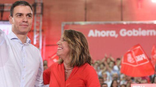 Sánchez abre la campaña con un mensaje de miedo a la abstención: