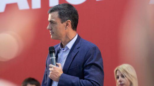 Sánchez se compromete a no pactar un gobierno con el PP tras el 10-N