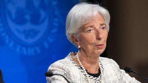 Lagarde toma ya el control de la presidencia del BCE relevando a Draghi
