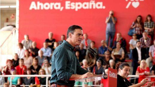 El PSOE ya teme las encuestas y cambia de estrategia apelando al voto útil