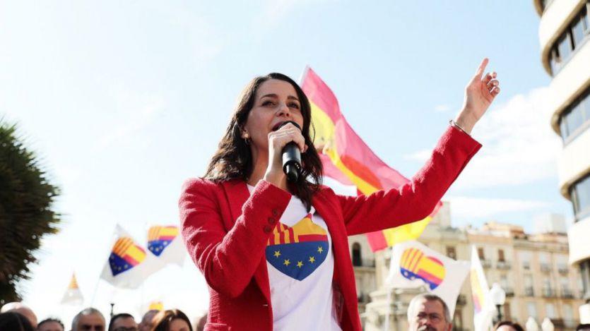 Arrimadas: 'La repetición electoral le va a salir mal a Sánchez'