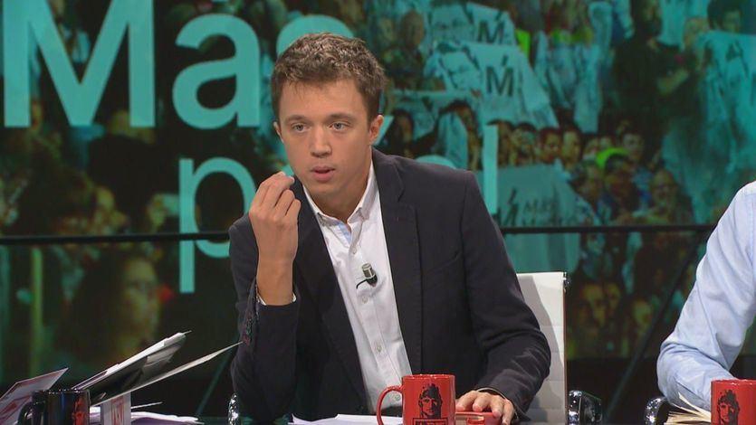 El gran ausente del debate, Íñigo Errejón 'comentará la jugada' en La Sexta