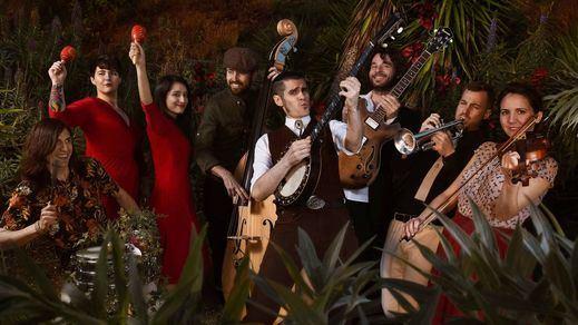 Los polifacéticos Ghost Number nos llevan a la selva... de la mejor música con su nuevo álbum (vídeo)
