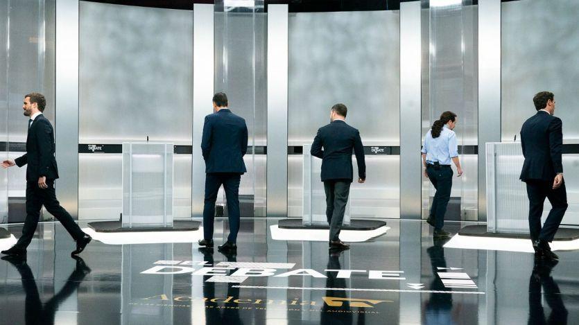 ¿Quién ganó el debate?: Sánchez, Casado, Rivera, Iglesias, Abascal... ¡hay sorpresa!