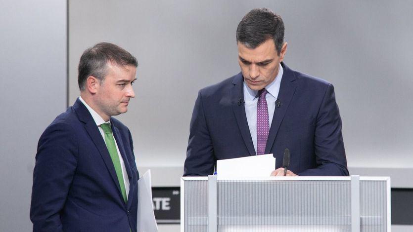Preocupante debate de Sánchez sin dar ideas de posibles pactos... ¿con quién gobernará a partir del 10-N?