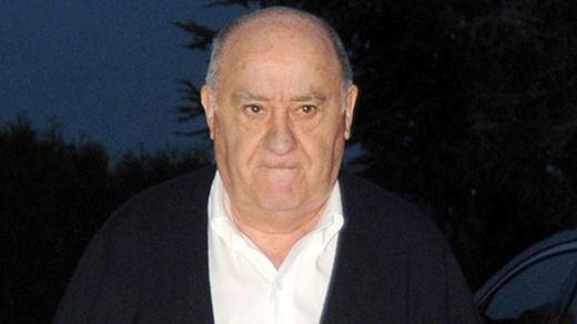 Amancio Ortega continúa un año más como el más rico de España en la lista Forbes