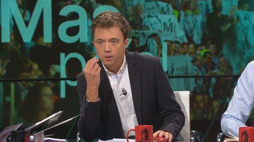 Errejón cree que Sánchez e Iglesias en el debate marcaron un camino
