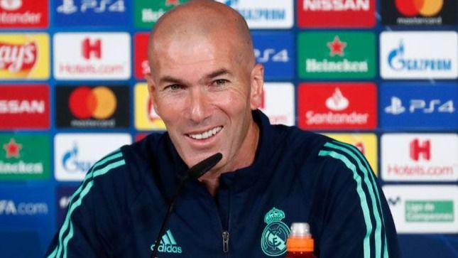 Zidane, sobre el 'caso Bale': 'Él es el primero que sufre'