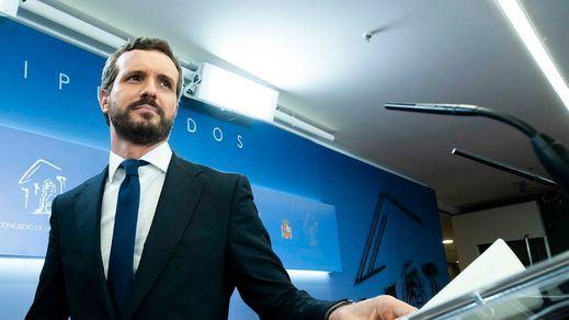 Casado resucita 'España Suma' tras el debate: