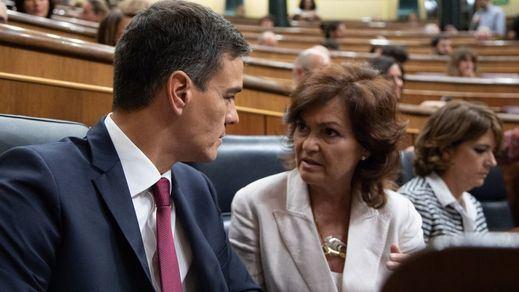 Sánchez se compromete a mantener una vicepresidencia de Igualdad en su gobierno