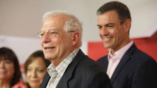 Borrell defiende a Sánchez: