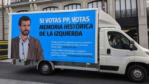 'Hazte Oir' se lanza contra el PP de Casado ante las elecciones del 10-N