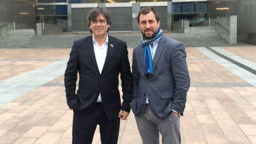 Los ex consellers Comín y Puig, en libertad sin fianza en Bélgica
