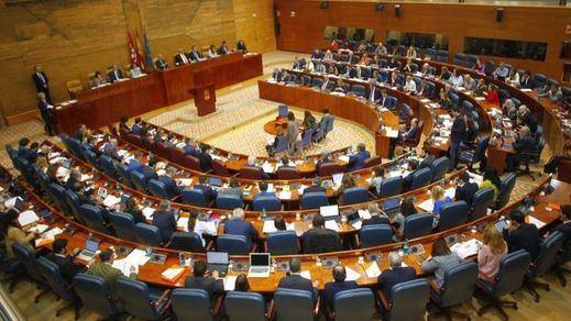 La Asamblea de Madrid respalda la ilegalización de