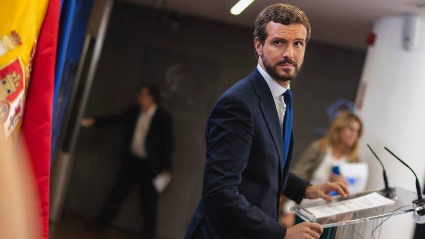 Casado se compromete a no facilitar un gobierno de Sánchez y éste dice que le enviará una propuesta