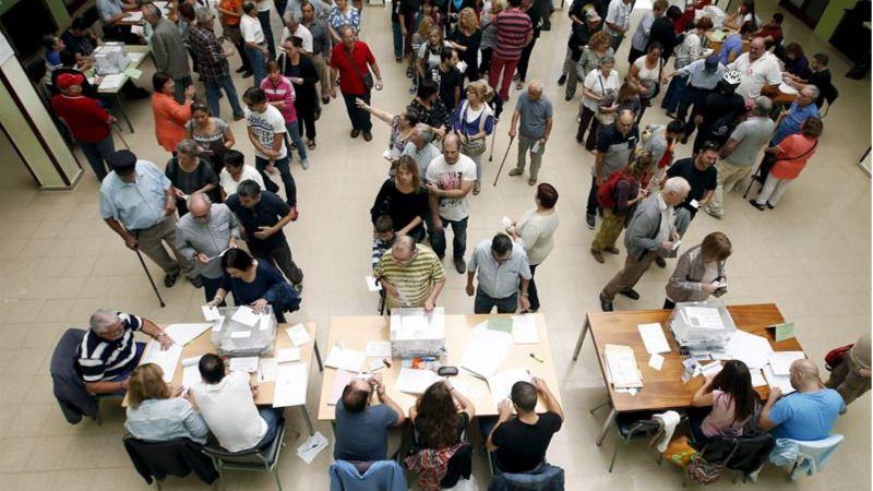 Arrimadas, Maroto o Villarroya: las anécdotas e incidentes de la jornada electoral