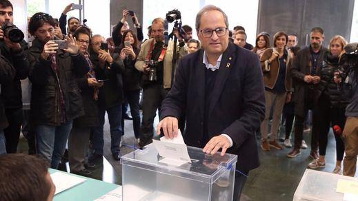Las elecciones generales 10-N en Cataluña: al final, la jornada transcurrió sin incidentes