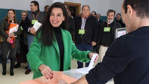 Las mejores imágenes de jornada electoral del 10-N