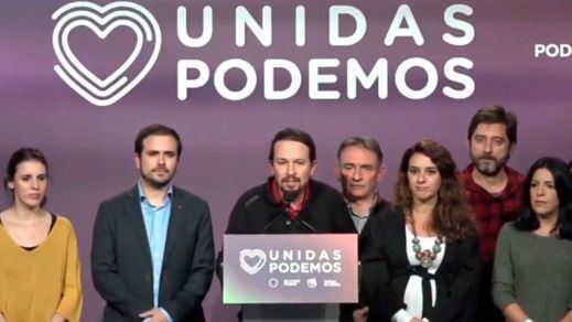 Iglesias vuelve a invitar a Sánchez a una coalición: