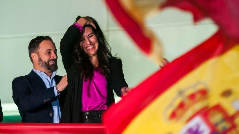 Vox gana las elecciones generales en Murcia y Ceuta: su primer gran triunfo