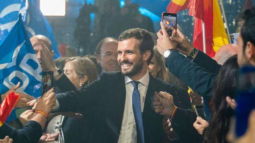 El 10-N en Madrid: PP y PSOE se reparten el liderazgo y Vox ya es tercera fuerza política
