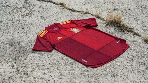 La transgresora camiseta de España para la Eurocopa 2020