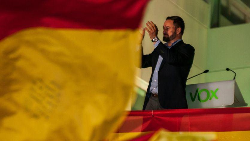 Abascal: 'La gobernabilidad no es responsabilidad de Vox, nos han votado para hacer oposición'