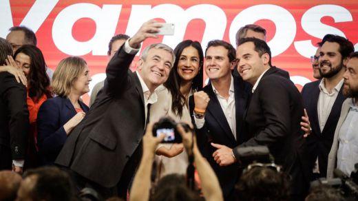 El cambio en la dirección de Ciudadanos podría condicionar los pactos con PP y Vox en varias regiones
