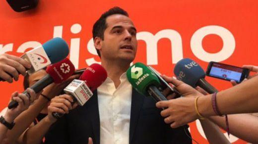 Ignacio Aguado deja caer su nombre en la carrera sucesoria de Ciudadanos