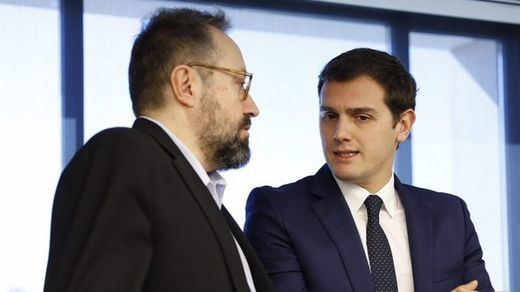 Girauta sigue los pasos de Rivera y abandona la política