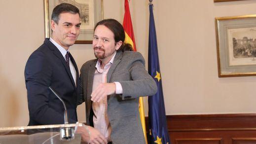 Las reacciones al pacto de Sánchez e Iglesias: ERC, Vox, PP, Cs y el PNV
