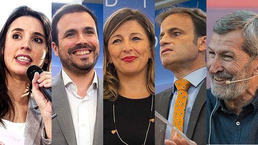 Fuentes de la negociación apuntan a 3 ministros de Unidas Podemos además del vicepresidente Iglesias