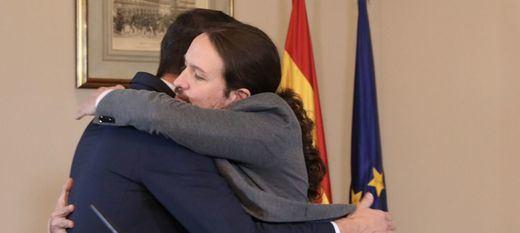 La hemeroteca más contundente golpea a Sánchez tras su pacto con Podemos