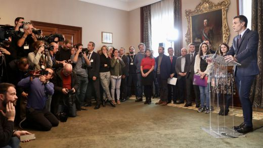 Confianza cero entre los socios de gobierno: PSOE y Podemos se vigilarán en cada ministerio