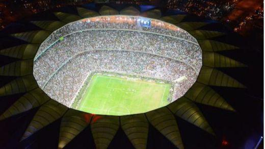 RTVE hace un 'cordón sanitario' a la Supercopa de Arabia Saudí: no la emitirá