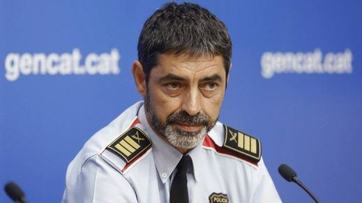 Un afín a Puigdemont elaboró una 'lista negra' de los Mossos cuando se barajaba relevar a Trapero